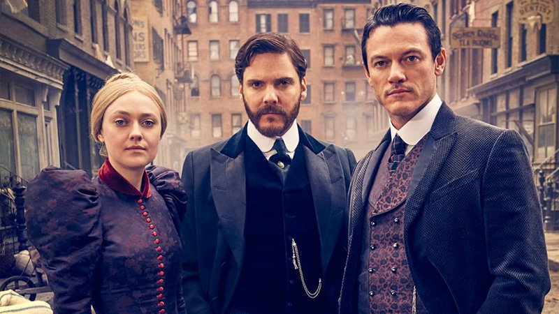 TNT Orders The Angel of Darkness Limited Series Follow-Up to The Alienist