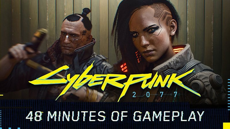 Cyberpunk 2077 Gameplay Revealed in 48-Minute Walkthrough