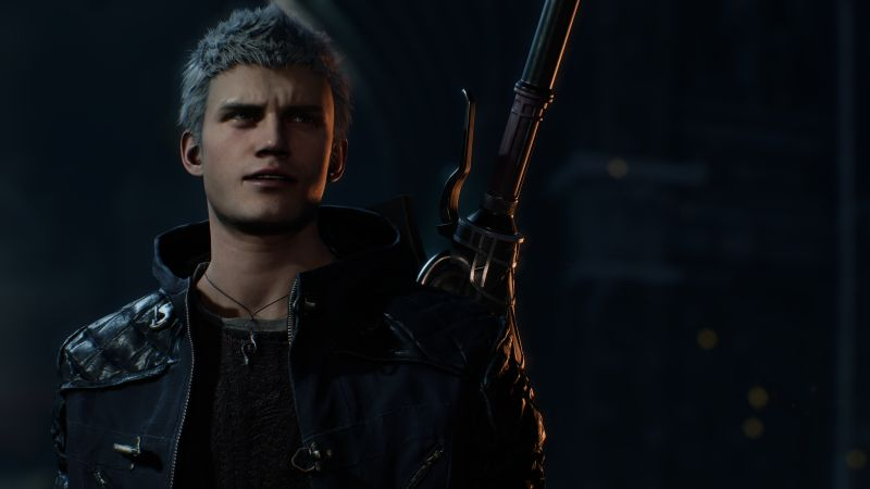 Devil May Cry 5 Release Date Revealed in New Trailer