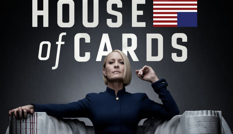 Final season of House of Cards gets premiere date