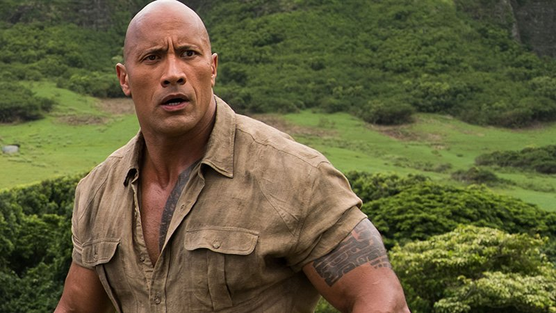 Film Dwayne Johnson