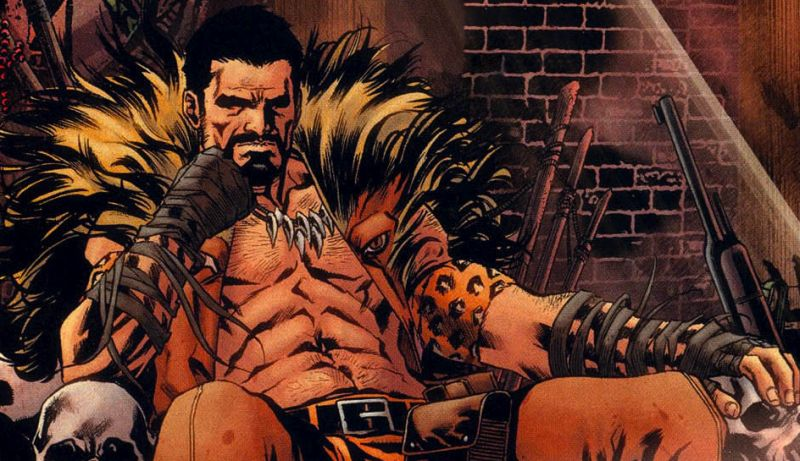 Kraven the Hunter Movie: Richard Wenk to Pen Script for Spidey Spin-Off