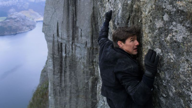Mission: Impossible - Fallout Holds on to #1 Spot at Box Office