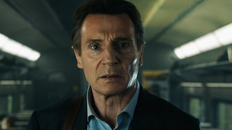 Liam Neeson's Hard Powder Film to Be Released in February 2019