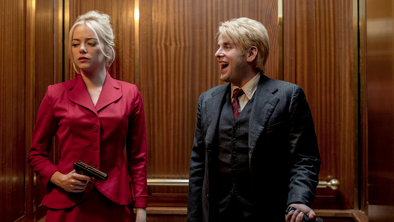 Maniac trailer: Emma Stone and Jonah Hill's new Netflix series is intriguing