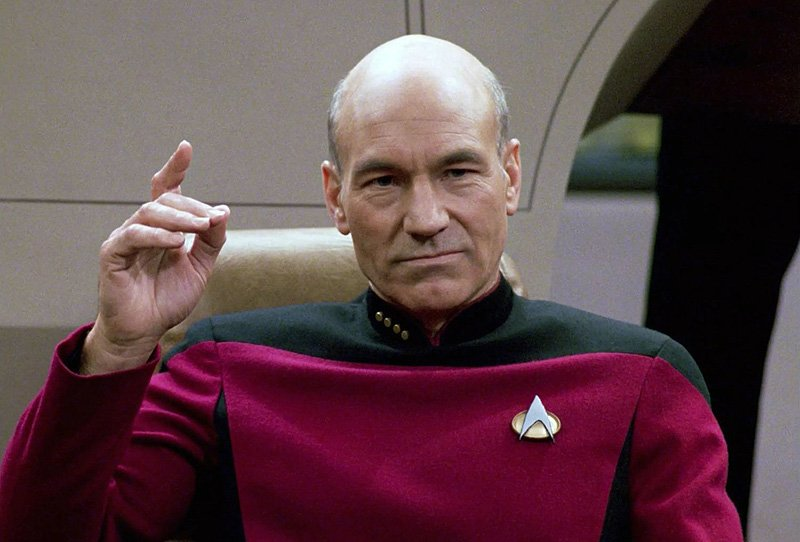 BREAKING: Patrick Stewart to Lead New Star Trek Series!