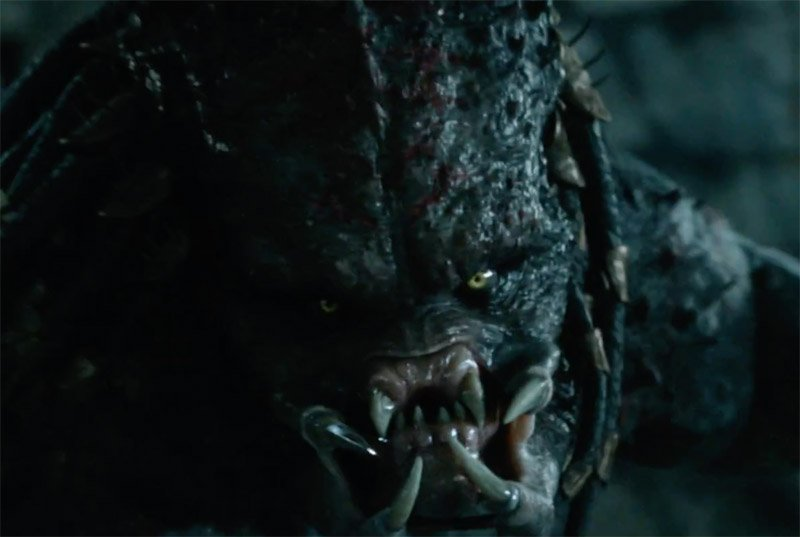 Final The Predator Red-Band Trailer Goes Hunting