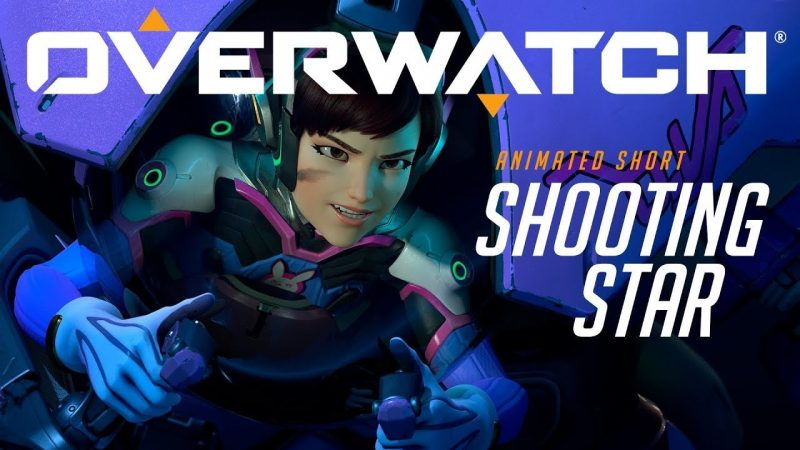 Overwatch puts the focus on D.Va in new animated short