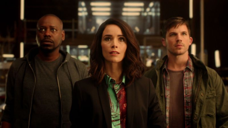 Timeless TV Movie Will Debut this December