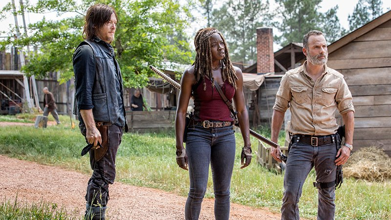 The Walking Dead Season 9 Premiere Photos Revealed!