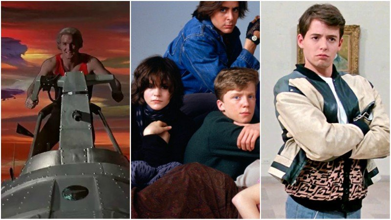 The Top 10 '80s Movie Soundtracks