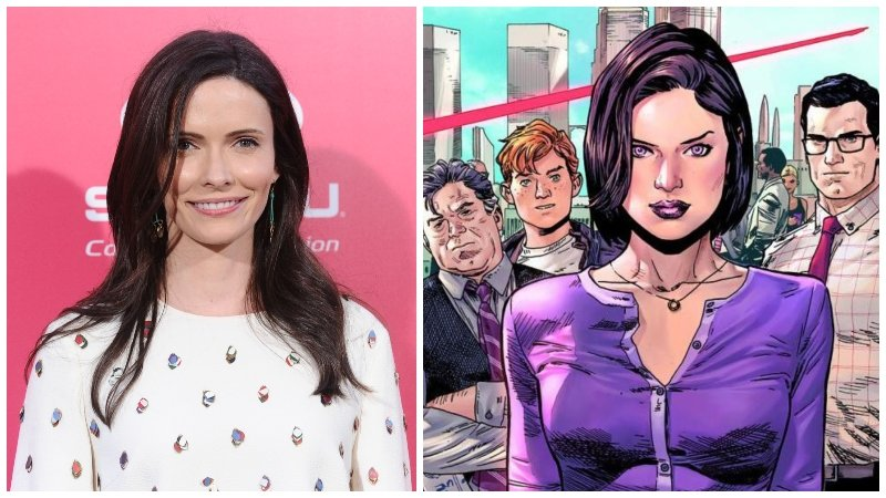 LOIS LANE Cast for DC-CW Crossover, and She's a Lookalike