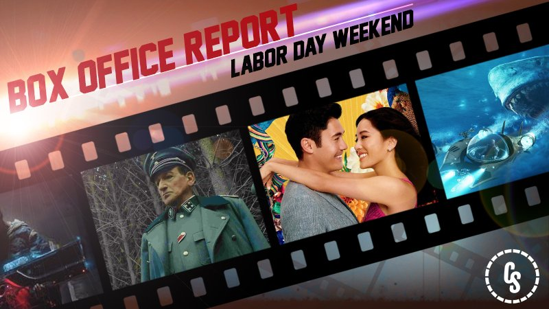 Crazy Rich Asians Wins Labor Day Weekend Box Office