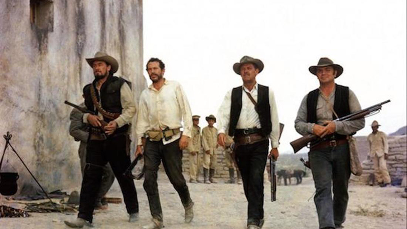 Mel Gibson to Write and Direct 'Wild Bunch' Remake at Warner Bros