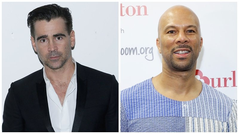 Colin Farrell & Common Joins Jessica Chastain's Action Film Eve