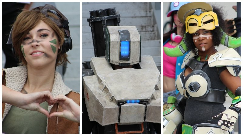 90 Overwatch Cosplay Photos from Dragon Con 2018!
