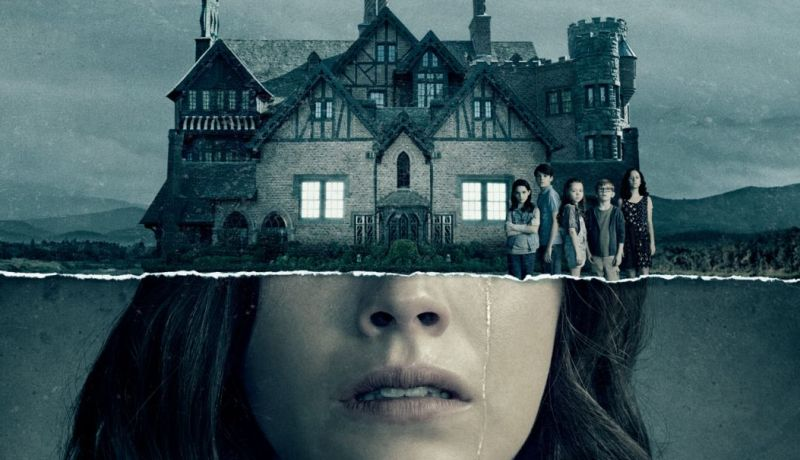 The Haunting of Hill House Trailer Explores Growing Up in a Haunted House