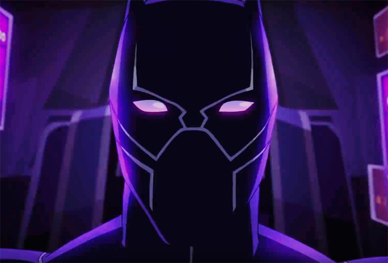 Avengers: Black Panther's Quest Trailer Brings T'Challa to Disney XD