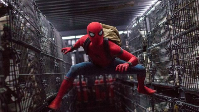 Spidey Gets a New Suit in New Spider-Man