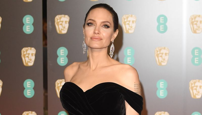 Angelina Jolie Signs On To Produce and Star in The Kept