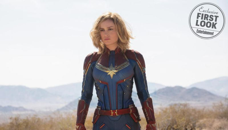 New Captain Marvel Photos Reveal Starforce and the Skrulls
