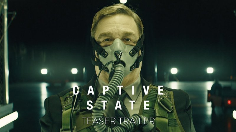 Captive State Teaser Trailer: It's Time to Take Back Our Planet