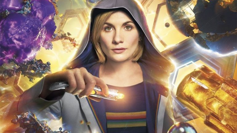 Jodie Whittaker Confirms Return for Doctor Who Series12