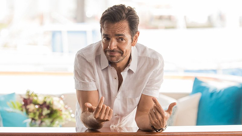 Eugenio Derbez to Star in Comedy The Three Tenors
