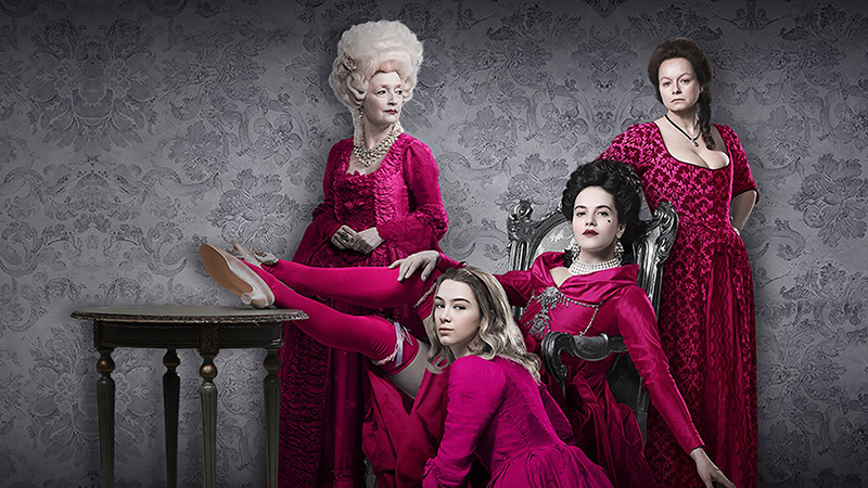 Hulu Renews Drama Harlots for Season 3