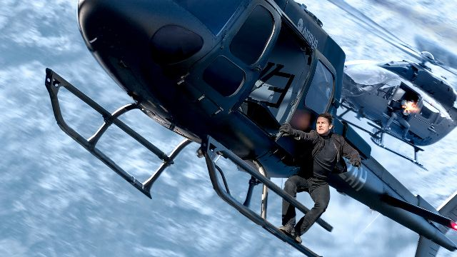 10 best Mission Impossible moments
