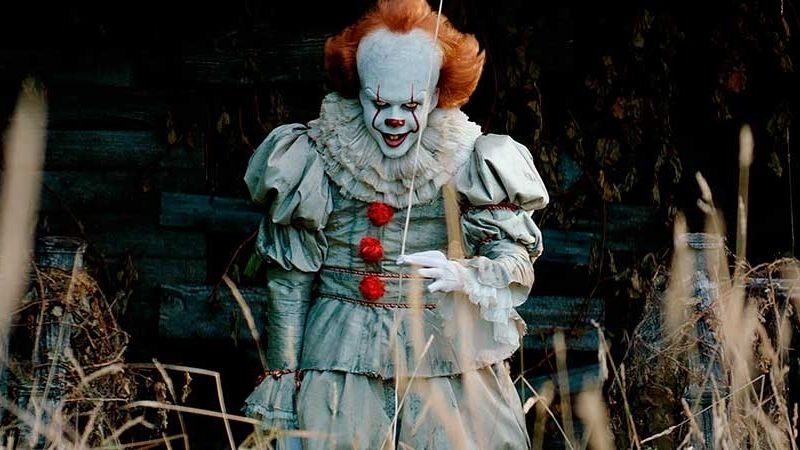 Pennywise Returns in IT Chapter Two Set Photos