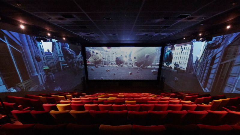 ScreenX Expanding To American Theaters