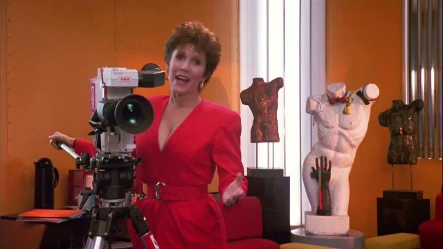 10 best Carrie Fisher roles
