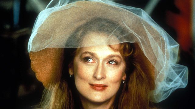 Movies with meryl strip congratulate, your