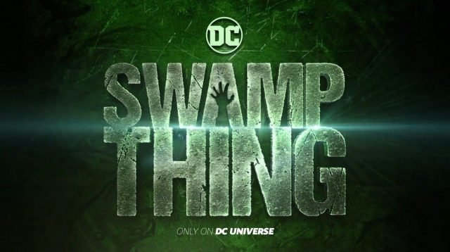 First Swamp Thing Set Photos with Andy Bean and Crystal Reed