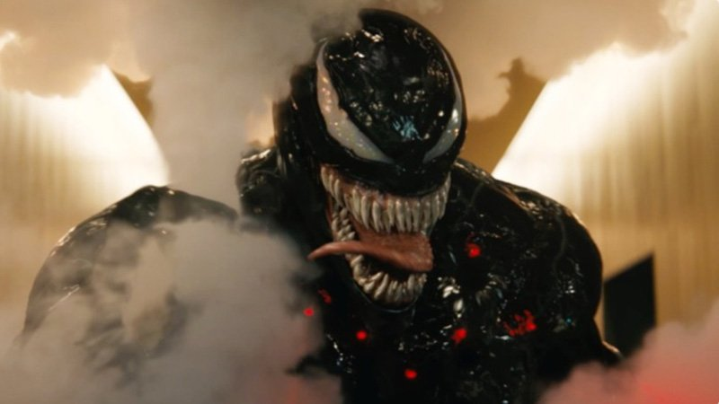 New Venom Clip Reveals the Antihero in Action