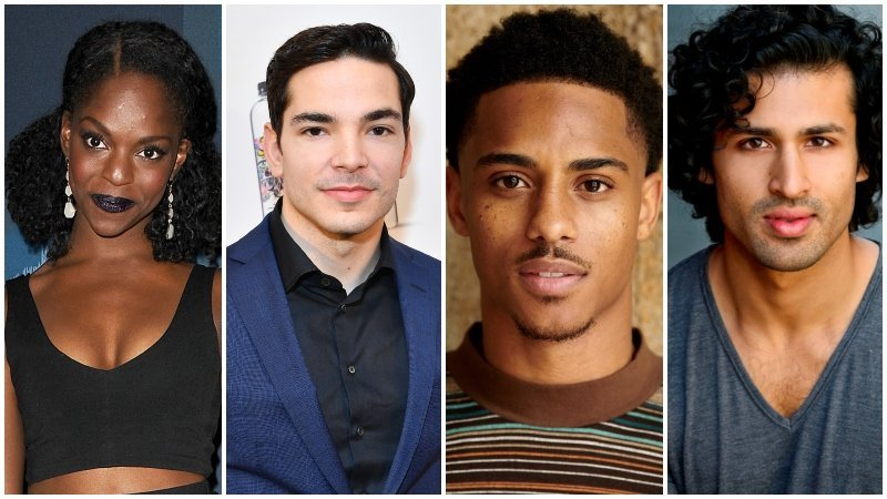 Netflix anthology series What/If adds four new actors to its cast