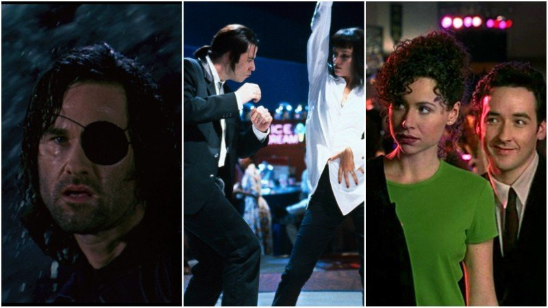 The 10 Best '90s Movie Soundtracks