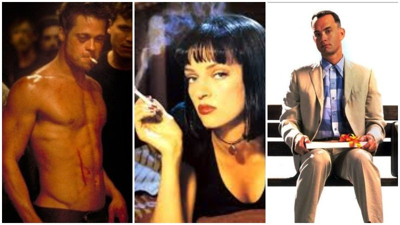 The 9 Most Iconic '90s Movie Characters
