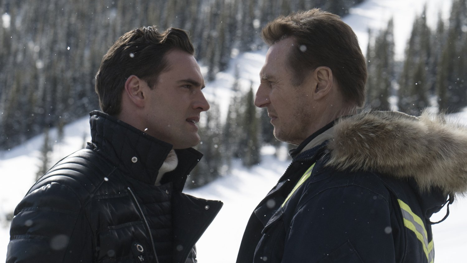 Image result for cold pursuit movie scenes