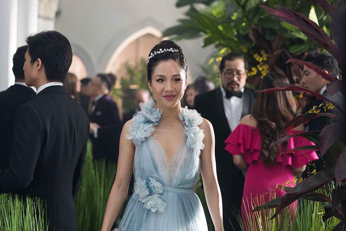 Crazy Rich Asians gets a China release