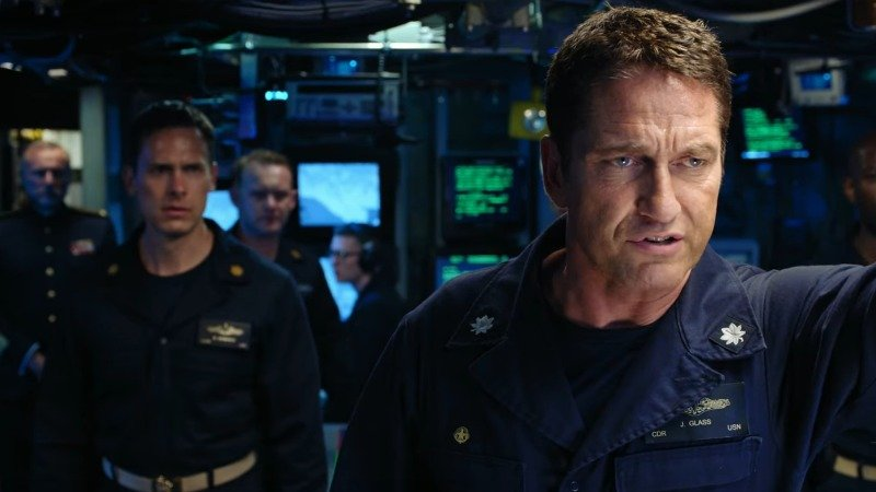Brace for Impact in New Hunter Killer TV Spot