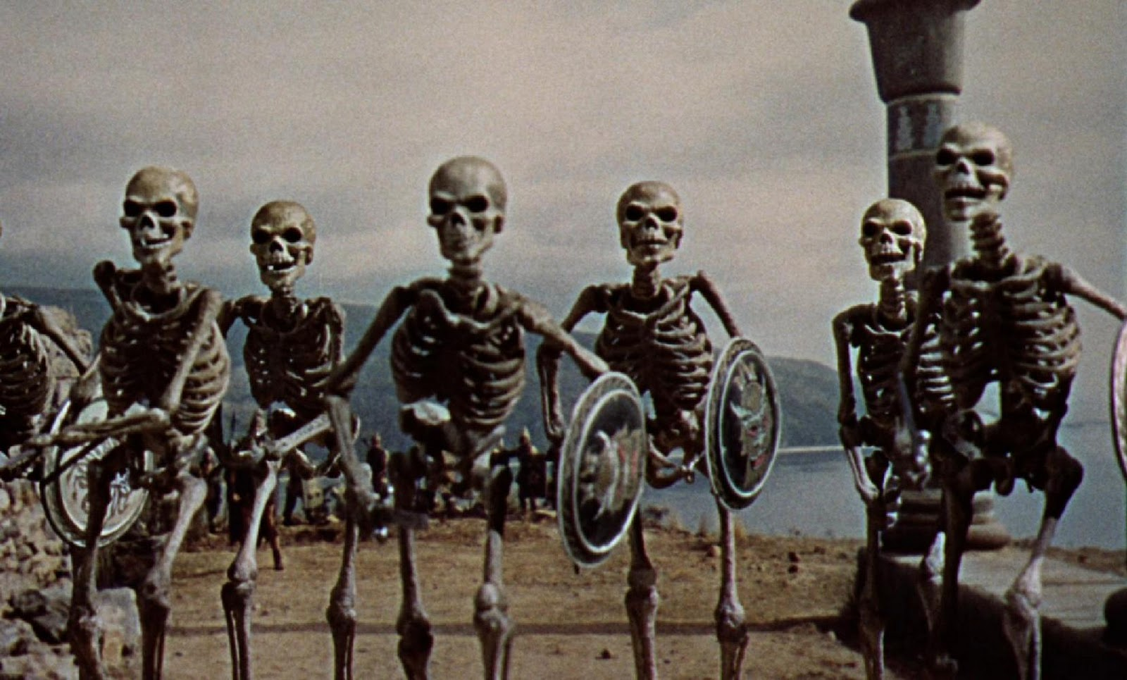 Ray Harryhausen archives will inspire
