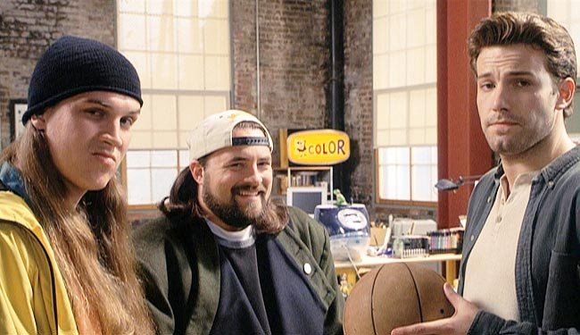 The Shared Universe of Kevin Smith, Ranked