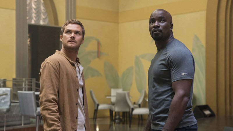 Finn Jones and Luke Cage Creator React To Cancellation