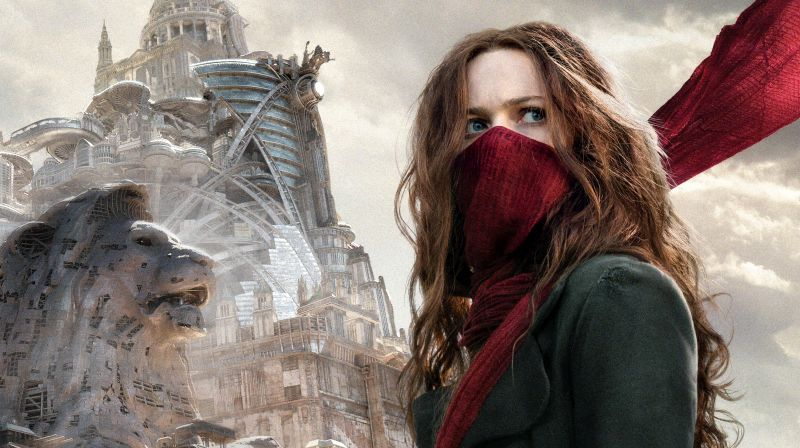 New Mortal Engines Featurette and Poster Highlight Hera Hilmar