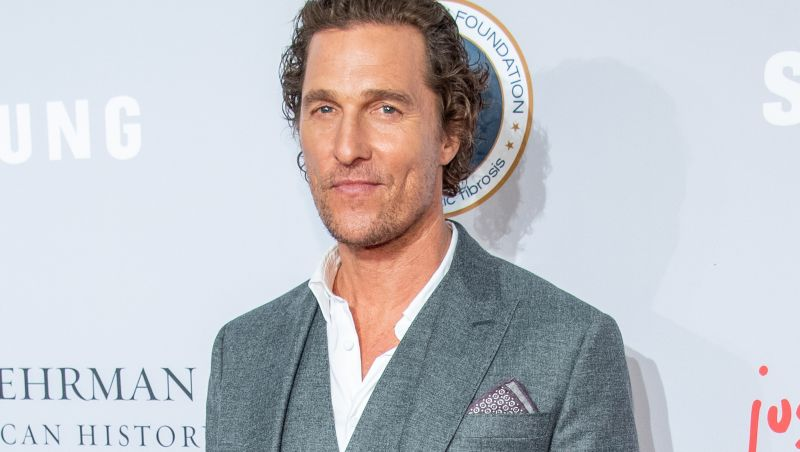 Matthew McConaughey to star in Guy Ritchie's next