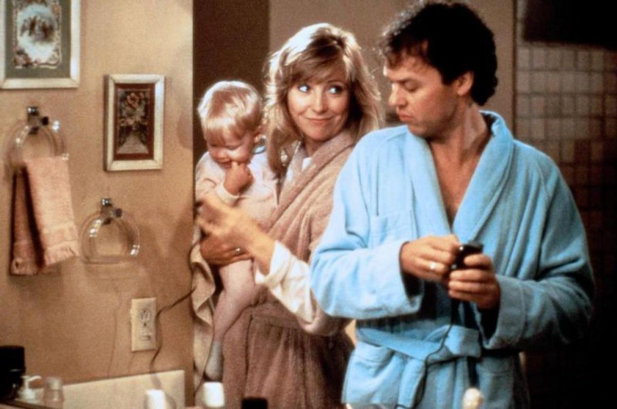 Mr. Mom is getting turned into a series