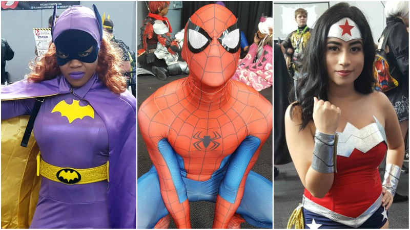 99 More New York Comic Con Cosplay Photos!