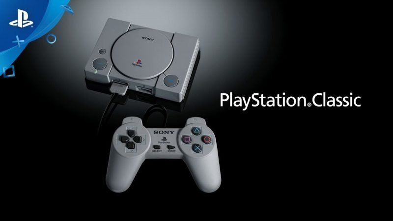 full lineup of games for the PlayStation Classic